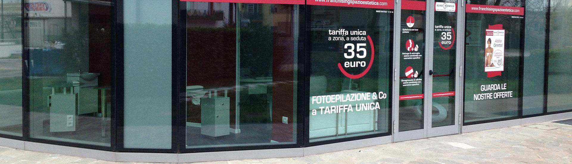 Apri Centro Estetico Franchising Spazio Estetica